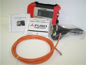 Mitsubishi Fuso Diagnostic Kit (2012-2014)