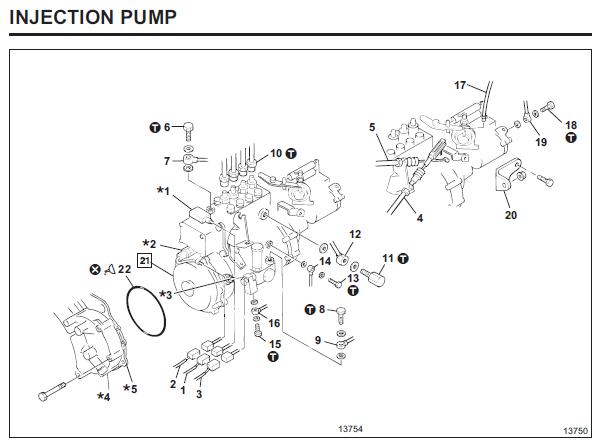 1996-2004 Mitsubishi 4D34 Injection Pump Installation on 2007 sterling trucks wiring diagrams, 2007 subaru wiring diagrams, 2007 kia wiring diagrams,
