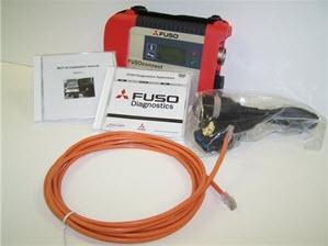 Mitsubishi Fuso Canter Diagnostic Software Kit